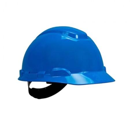 หมวกนิรภัย ปรับหมุน H-703R 3Mน้ำเงิน
