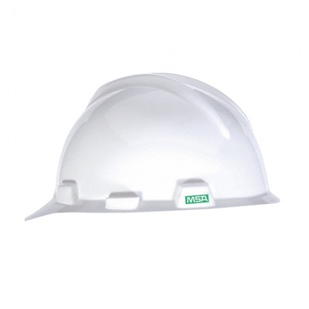 หมวกนิรภัยหมุน USA 9111922 V-GARDขาว MSA