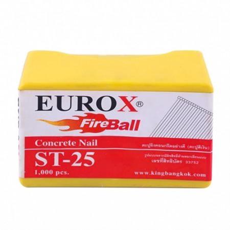 ตะปูยิงคอนกรีต ST25 EUROX