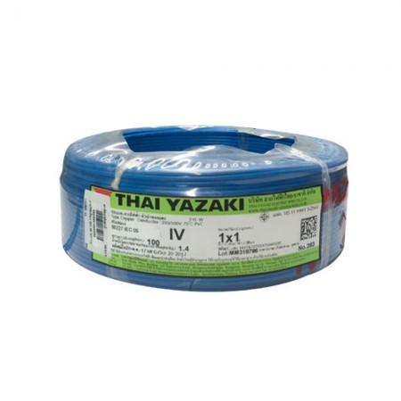สายไฟเดี่ยว IEC 05 IV1*1.0 YAZAKI นง