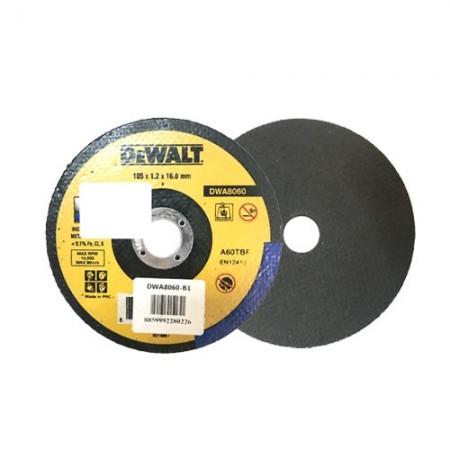 """ใบตัดเหล็กบาง 1.2มม. 4"""" DWA8060 DEWALT"""