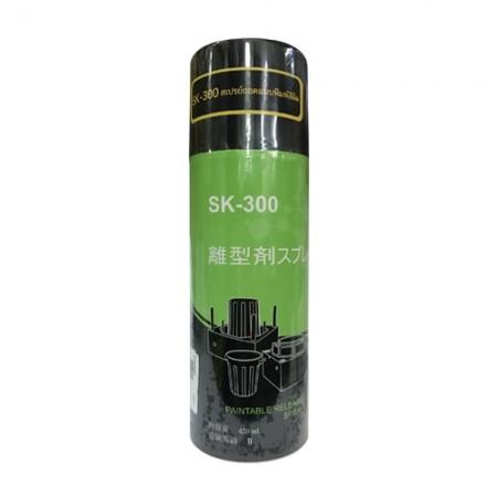 สเปรย์ถอดแบบพิมพ์สีติด SK300 SHINSEIKA