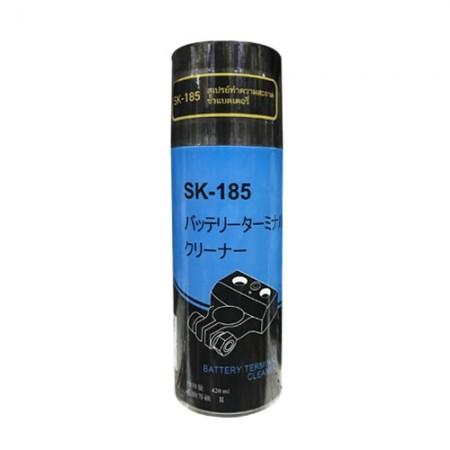 สเปรย์ทำความสะอาดขั้วแบต SK185 SHINSEIKA