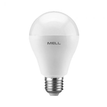 หลอดไฟ LED B SMOOTH 9W 6500K DL MELLOW