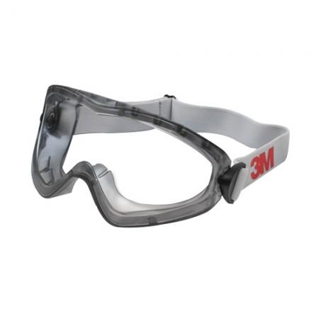 แว่นครอบตานิรภัย 2890 มีช่องระบาย SAFETY GOGGLE 3M