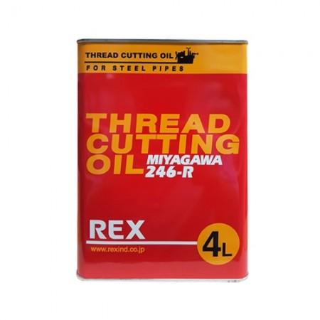 น้ำมันต๊าปเกลียว 4ลิตร REX