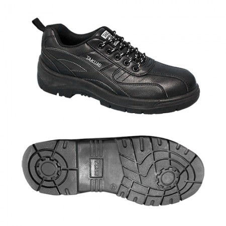 รองเท้าเซฟตี้ TSH120 ดำ SIZE 43 TAKUMI
