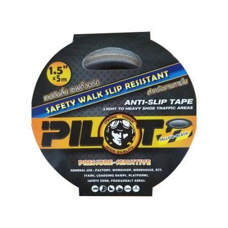 เทปโฟมกันลื่น เหลืองดำ 38mm*5m PILOT