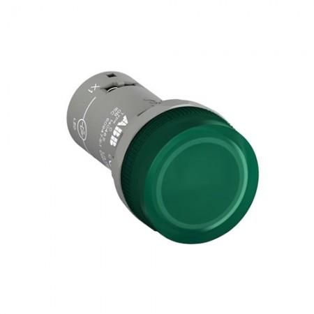 ไพล็อตแลมป์ 22มม LED CL2/523G ABB เขียว