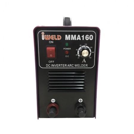 ตู้เชื่อมไฟฟ้า INVERTOR MMA 160I IWELD