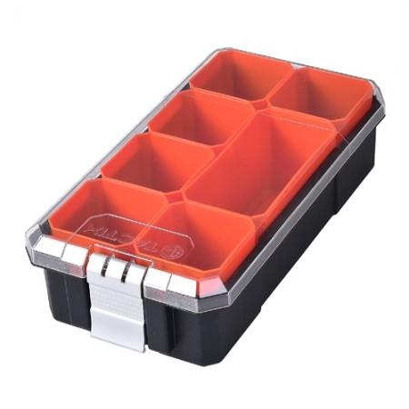 กล่องเก็บของฝาใส 6pc 320044 TACTIX