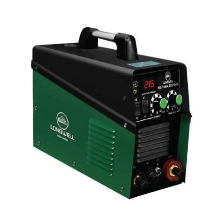 ตู้เชื่อมไฟฟ้า METAL TIG/MMA 215 LONGWELL