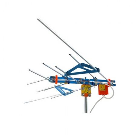 แผงเสาอากาศSS10E+RG6/U 10M. BETA
