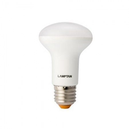 หลอดไฟ LED Emergency 3IN1 8W WarmWhite LAMPTAN