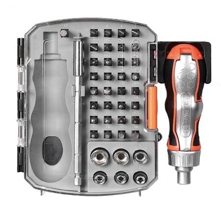 ชุด switch driver 41ชิ้น 900257 TACTIX