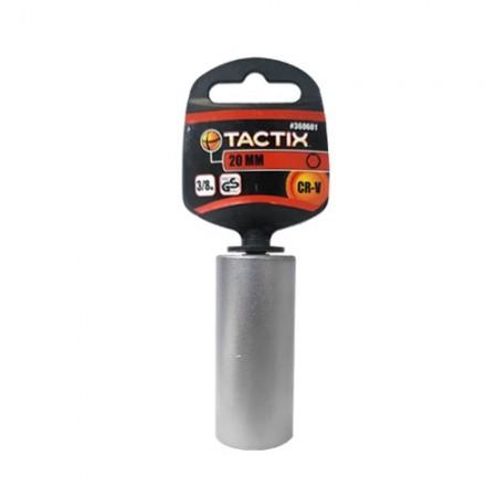 ลูกบล็อกยาว 3/8DR 6PT 20mm360601 TACTIX