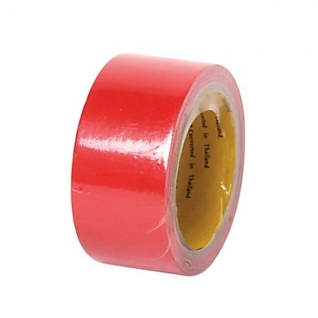 """เทปผ้า 2"""" 1หลา 3M สีแดง"""
