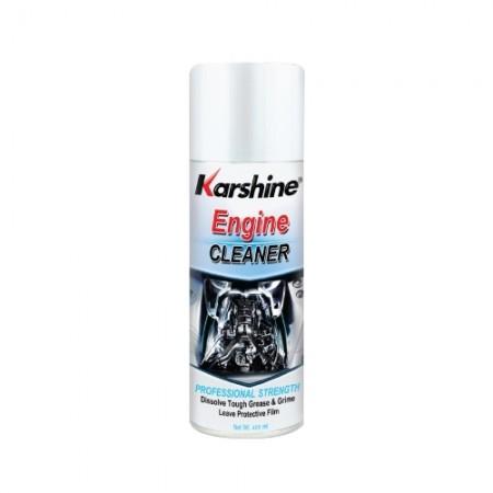 สเปรย์ทำสะอาดเครื่องยนต์400ml KARSHINE