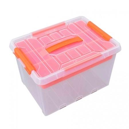 กล่องเก็บของใส 22L 320266 TACTIX