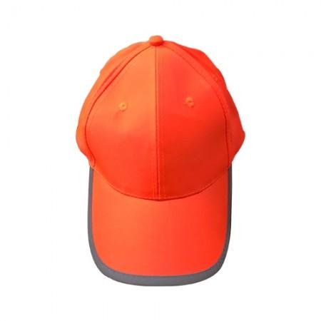 หมวก CAP Safety สีส้มสะท้อนแสง 5102 SAFETY FIRST