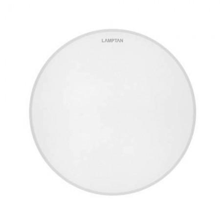 โคมดาวน์ไลท์ LED mini - 10W (ติดลอย) (กลม) Warm White LAMPTAN
