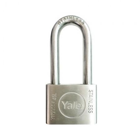 กุญแจคล้อง สแตนเลส SD45L 45มม YALE