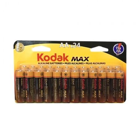 ถ่านอัลคาไลน์ KODAK MAX AA 30414495