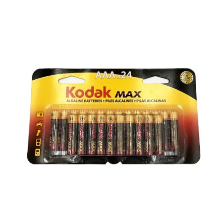 ถ่านอัลคาไลน์  MAX AAA 30414501  KODAK