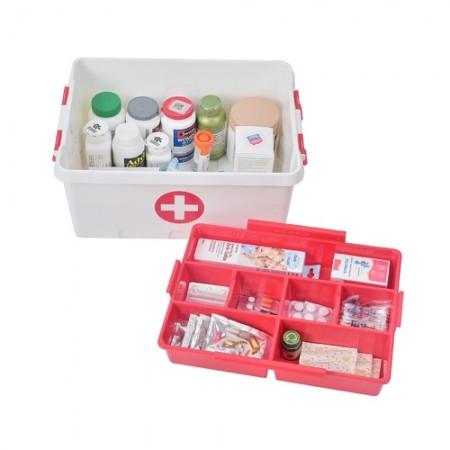 กล่องยาประจำไซท์ 22L 320270 Tactix