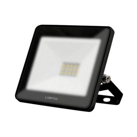 โคม LED Floodlight ECO - 50W LAMPTAN (WarmWhite)