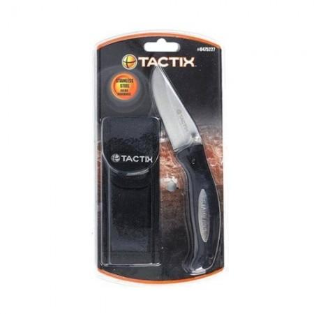 มีดพับอเนกประสงค์+กระเป๋า 475227 TACTIX
