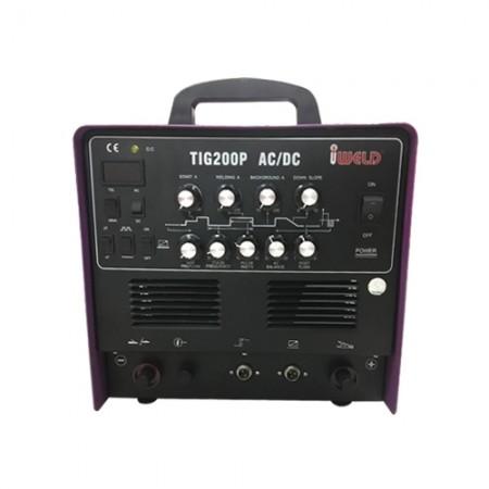 ตู้เชื่อมไฟฟ้า TIG-MMA200P ACDC IWELD