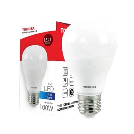 หลอดไฟ LED GEN5 A60 13W DL E27 TOSHIBA LT