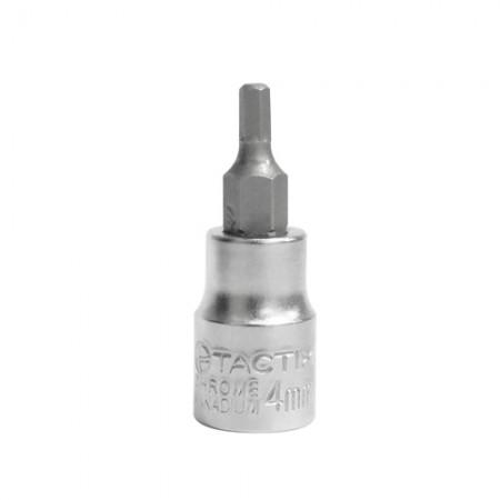 ลูกบล็อกHEXหกเหลี่ยม 4mm 360741 TACTIX