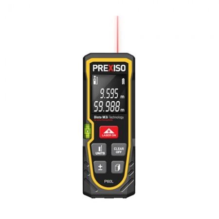 เครื่องวัดระยะ เลเซอร์ P60m PREXISO
