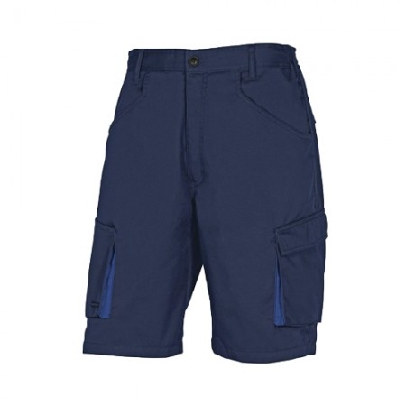กางเกงขาสั้น M2BE2 DELTA สีกรมท่า XL DELTAPLUS