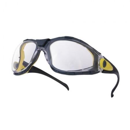 แว่นตานิรภัย PACAYA DELTA สีใส DELTAPLUS
