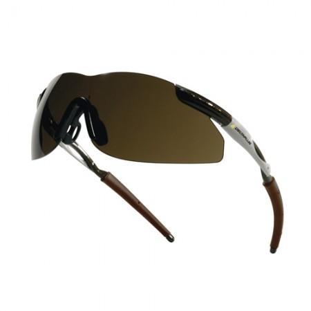 แว่นตานิรภัย THUNDER DELTA สีดำ DELTAPLUS