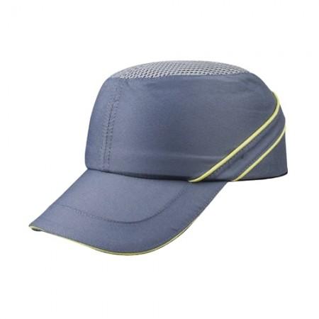 หมวกแก๊ปนิรภัย AIR COLTAN DELTA ดำเขียว DELTAPLUS
