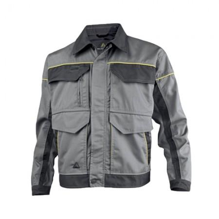 เสื้อแจ็คเก็ตMCVES DELTA สีเทา XL