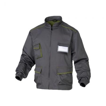 เสื้อแจ็คเก็ตM6VES DELTA สีเทา L