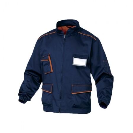 เสื้อแจ็คเก็ตM6VES DELTA สีกรมท่า XL
