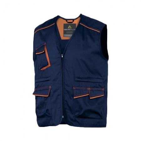 เสื้อกั๊ก M6GIL DELTA สีกรมท่า XL