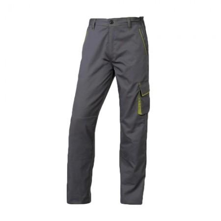 กางเกงทำงาน M6PAN สีเทา L DELTAPLUS
