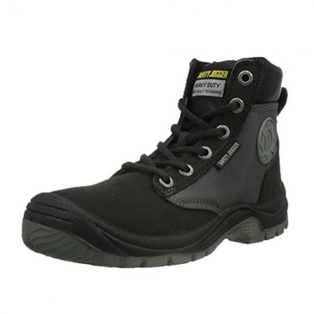 รองเท้าเซฟตี้หุ้มข้อ JOGGER DAKAR สีดำ Size 38