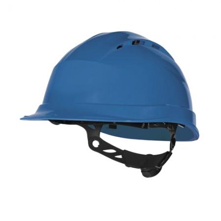หมวกนิรภัย QUARTZ DELTAPLUS สีน้ำเงิน