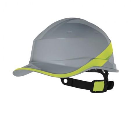 หมวกนิรภัย ABS DIAMOND V DELTA สีเทา
