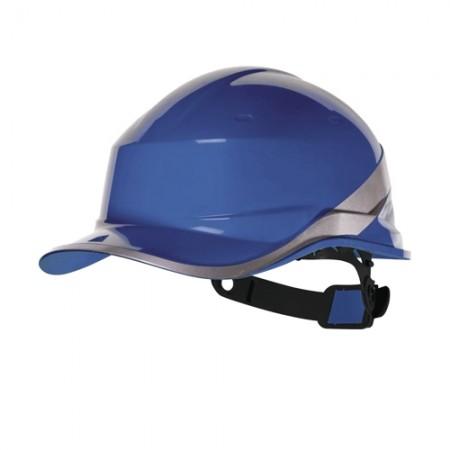 หมวกนิรภัย ABS DIAMOND V DELTA น้ำเงิน