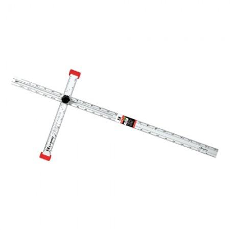ฉาก T-Square 317-120cm KAPRO