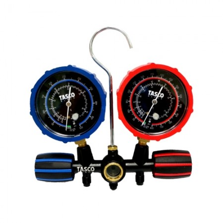 เกจวัดน้ำยาแอร์ R32/R410a TB140SM TASCO